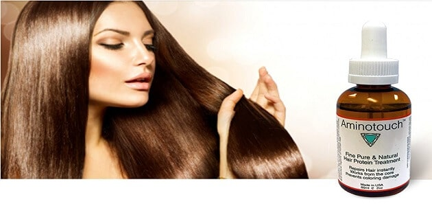 علاج الشعر بالبروتين الطبيعي في البيت