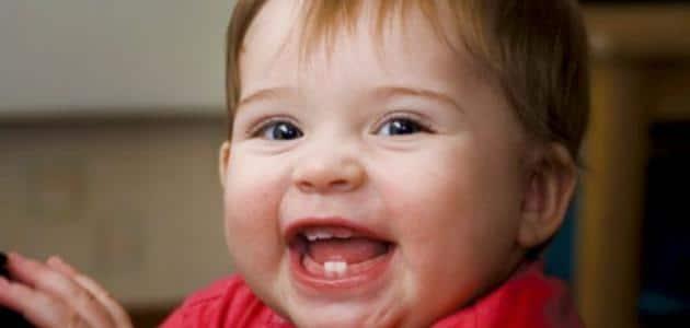 ترتيب ظهور الاسنان عند الاطفال