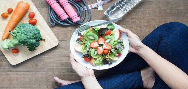فوائد الأكل قبل التمرين للتخسيس