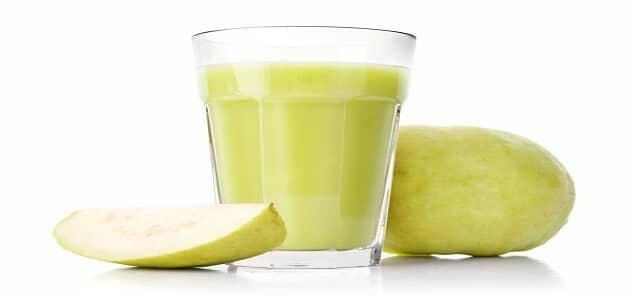 فوائد الجوافة واضرارها على المعدة
