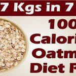 فوائد بسكويت الشوفان لإنقاص الوزن