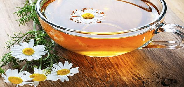 فوائد شرب شاي البابونج يوميًا