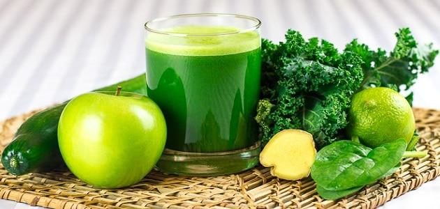 فوائد عصير البقدونس والليمون للتخسيس