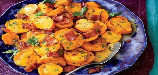 فوائد وأضرار البطاطا الحلوة، تعرفي عليها الأن