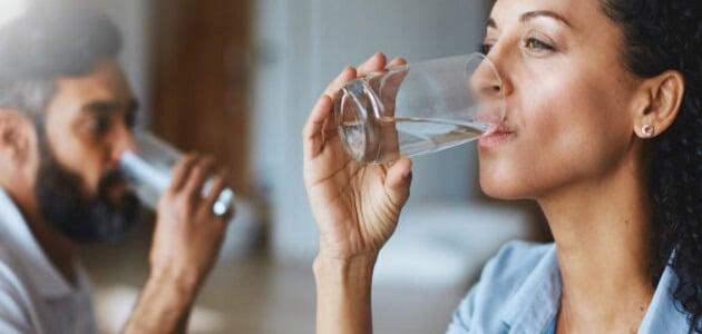 مواصفات الماء الصالح للشرب
