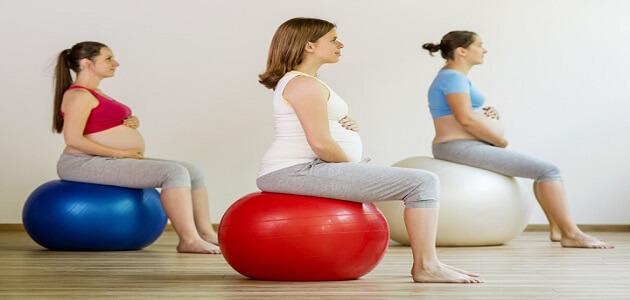 نصائح للحامل في الشهر الثامن من الحمل لتسهيل الولادة