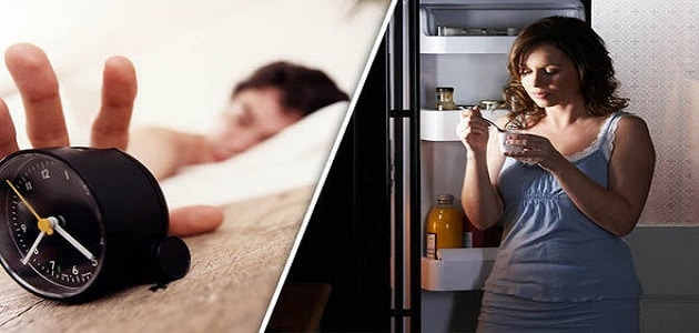 هل التمر قبل النوم يزيد الوزن