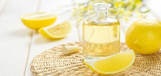 وصفات زيت الليمون للبشرة