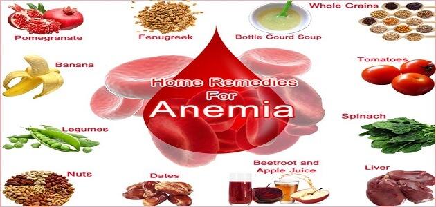 10 أطعمة لعلاج الأنيميا أو فقر الدم نهائيًا