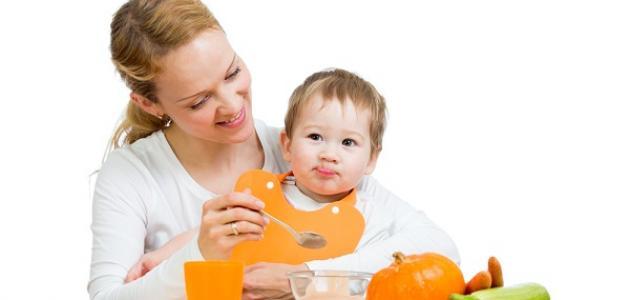 9 اكلات للاطفال الرضع مغذية ومفيدة
