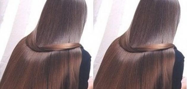 9 وصفات طبيعية لفرد الشعر وتنعيمه
