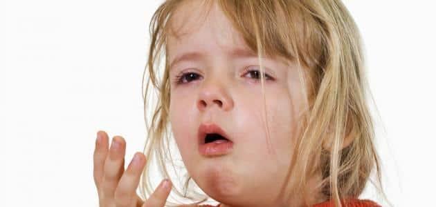 علاج الكحة عند الاطفال وقت النوم بالاعشاب