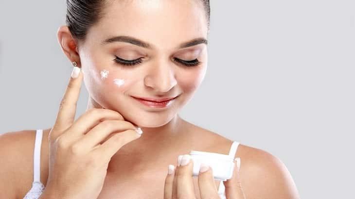 علاج تقشير الوجه من الشمس طبيعيا