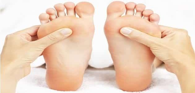 علاج مسمار القدم عند الأطفال