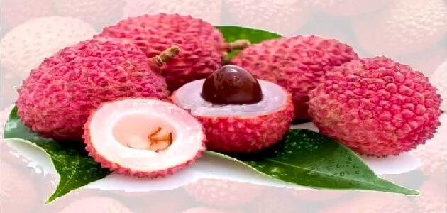فاكهة الليتشي للرجال والجنس