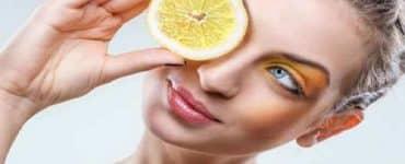 فوائد الليمون للوجه لحب الشباب