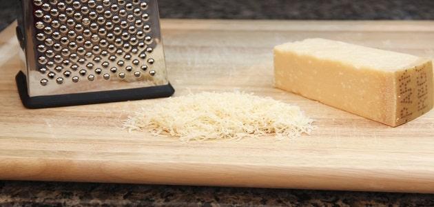 استخدامات جبنة بارميزان في الطبخ