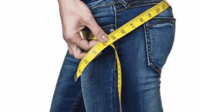 خلطات طبيعية لتصغير المؤخرة والارداف للنساء
