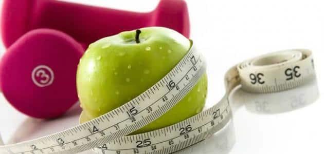 رجيم التفاح الأخضر لتخسيس 10 كيلو في اسبوع