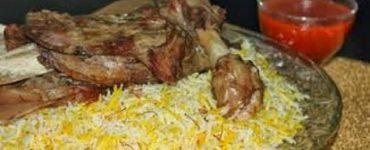 طريقة بسيطة لتحضير المندى باللحم والدجاج في البيت (1)