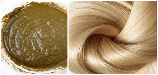 طريقة عمل حنة الشعر في البيت