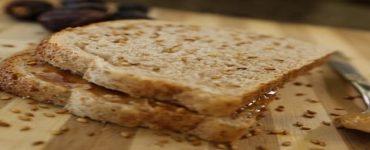 طريقة عمل خبز التوست الاسمر الهش