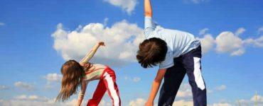 فوائد الرياضة واثرها الايجابي على الاطفال