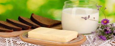 فوائد الزبدة الصحية والنباتية للرجيم