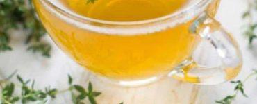 فوائد الشاي بالليمون علي الريق للحامل