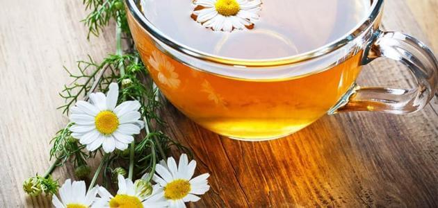 فوائد شرب شاي البابونج يوميا