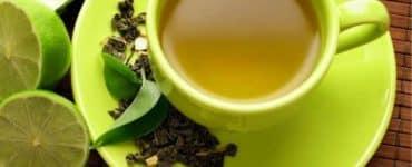 فوائد واضرار الشاي الأخضر على الريق