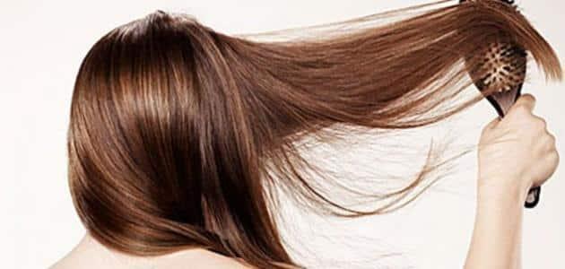 أضرار استخدام صبغة الأومبري على الشعر الطبيعي
