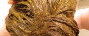 أضرار خطيرة لكتم علي الشعر المصبوغ