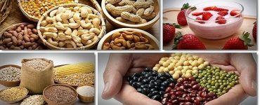 أهم مصادر الالبومين الغذائية وعلاجها بالأعشاب