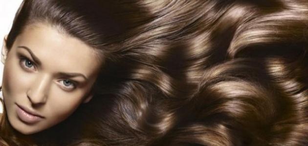 خلطة لكثافة الشعر بسرعة باستخدام حليب اللوز