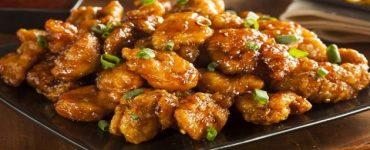طريقة عمل الدجاج الصيني المقرمش بالبروكلي وصوص الصويا