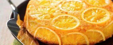 طريقة عمل صوص كيكة البرتقال الأبيض
