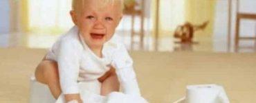 علاج التكريع عند الأطفال برائحة كريهة