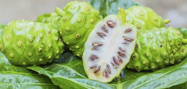 طريقة استخدام فاكهة النوني لعلاج مرضي السرطان