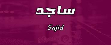 معنى اسم ساجد Sajid وأسرار شخصيته