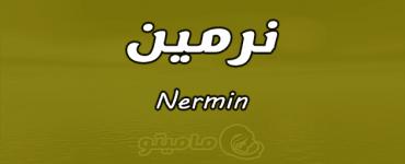 معنى اسم نرمين Nermin حسب علم النفس