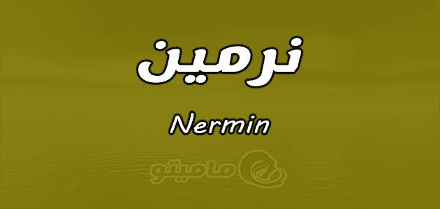 معنى أسم نرمين وحكم التسمية 4