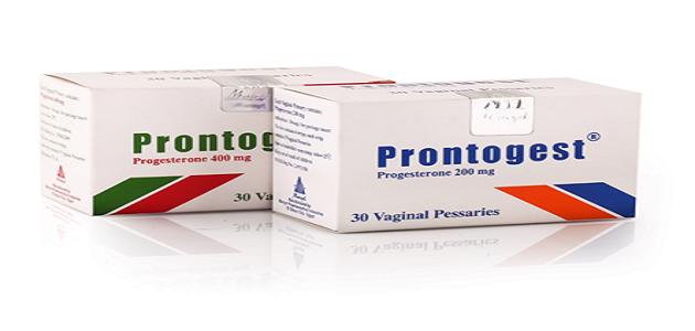 هل هناك اثار جانبية عند اخذ لبوس برونتوجيست اثناء الحمل