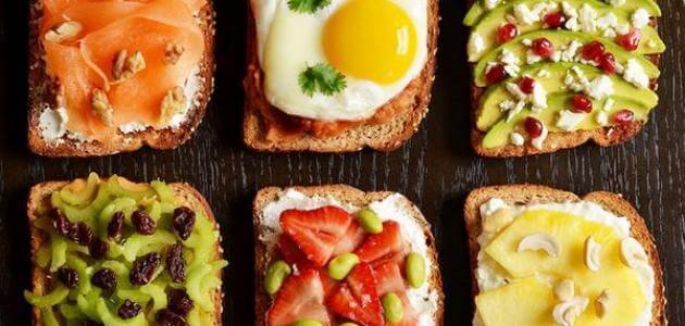 10 وجبات للافطار تساعد على تقوية الجسم اثناء الرجيم