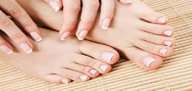 خلطات طبيعية لتبييض اليدين والرجلين في نصف ساعة