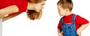 طرق عقاب الأطفال السليمة في مراحل مختلفة