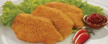 طريقة تحضير اسكالوب دجاج مع الصوص في 15 دقيقة