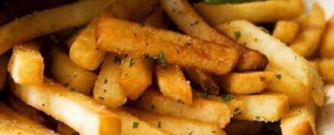 طريقة عمل رقائق البطاطس المقرمشة