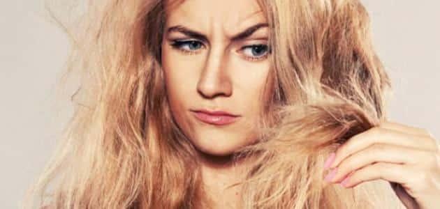 علاج نفشة الشعر طبيعيا من الامام