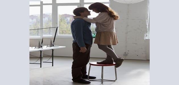 ما الطول المناسب للرجل ويصبح مثاليا للمرأة